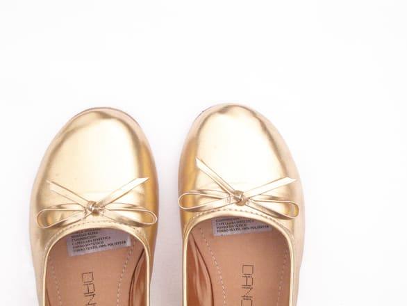 The Gold Slippers